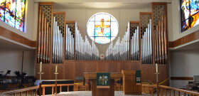 LOG Pipe Organ