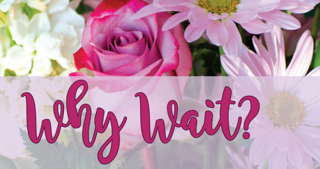 Why Wait Women's Gathering